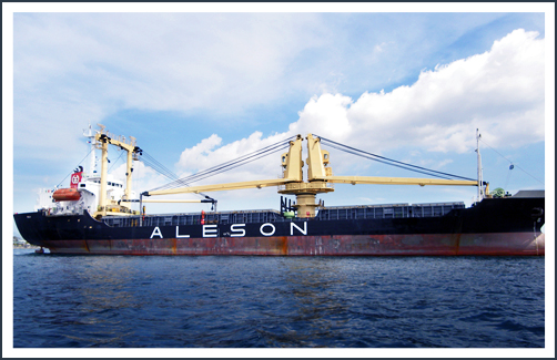 MV ALESON CON CARRIER 14